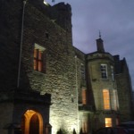 The Jiggers Ceilidh Band perform regularly at Carberry Tower
